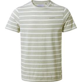 Craghoppers Sten Shortsleeved Shirt Men, sage stripe